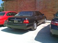 2000 Infiniti Q45 4 Dr Touring Sedan, 2000 Infiniti Q45 en la comida del Princeton en Jajalpa., exterior