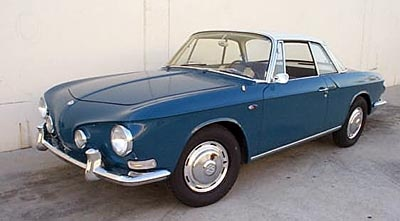 Picture of 1964 Volkswagen Karmann Ghia, exterior
