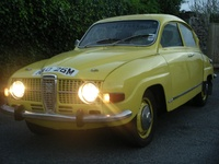 1974 Saab 96 Overview