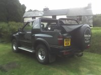 Picture of 1996 Vauxhall Frontera, exterior, gallery_worthy