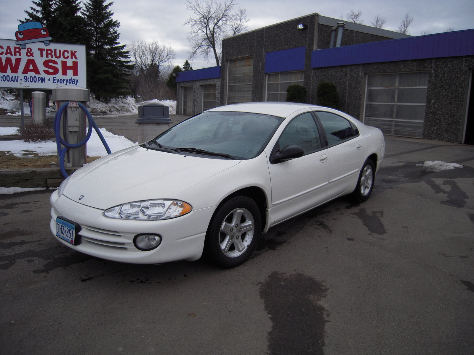 2004 Dodge Intrepid Overview Cargurus