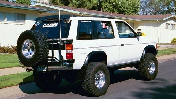 1995 Nissan Pathfinder - Pictures - CarGurus
