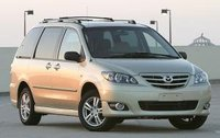 2006 Mazda MPV Overview