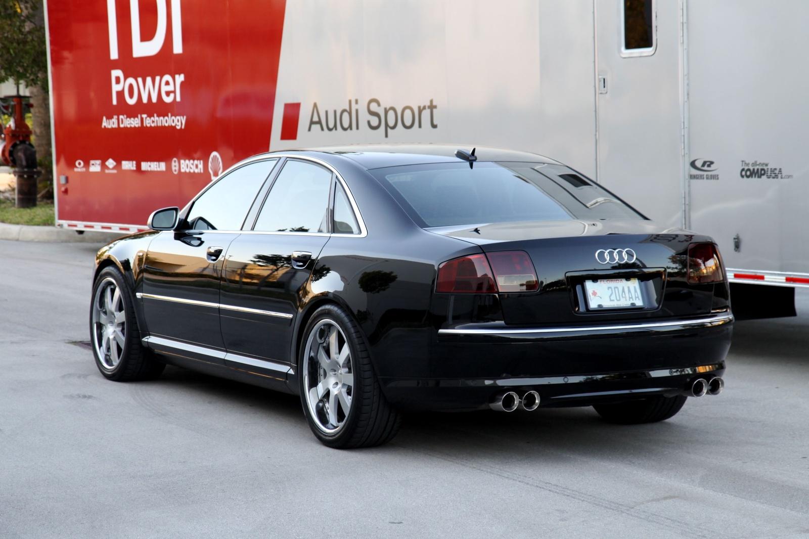 2006 Audi A8 Pictures Cargurus