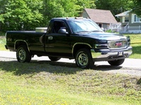 Picture of 2000 GMC Sierra 1500 SL 4WD Standard Cab LB, exterior