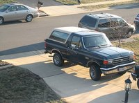 Picture of 1990 Ford Bronco Eddie Bauer 4WD, exterior