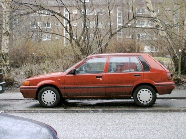 Picture of 1989 Nissan Sunny, exterior, gallery_worthy