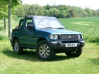 1995 Mitsubishi Pajero Overview