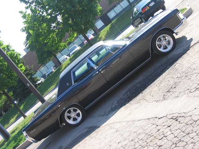 Picture of 1969 Lincoln Continental
