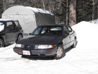 Picture of 1993 Chevrolet Lumina 4 Dr Euro Sedan, exterior