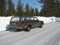 1980 Volvo 245 Overview