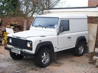 Picture of 2003 Land Rover Defender, exterior