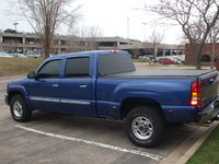 Picture of 2003 GMC Sierra 1500HD 4 Dr SLT 4WD Crew Cab SB HD, exterior, gallery_worthy