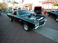 Picture of 1970 Chevrolet El Camino, exterior, engine, gallery_worthy