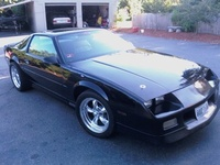 1986 Chevrolet Camaro Z28 Coupe picture, exterior