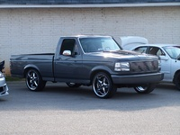Picture of 1993 Ford F-150 S SB, exterior
