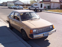 Picture of 1982 Ford Escort, exterior