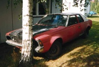 1970 AMC Hornet Overview