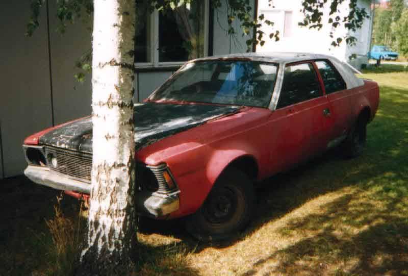 1970 AMC Hornet picture, exterior