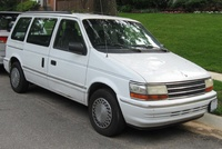 1991 Plymouth Voyager Overview