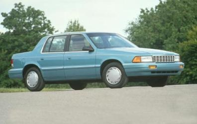 Picture of 1991 Plymouth Acclaim 4 Dr LE Sedan