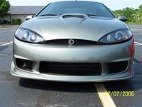 Picture of 2000 Mercury Cougar 2 Dr V6 Hatchback, exterior, gallery_worthy