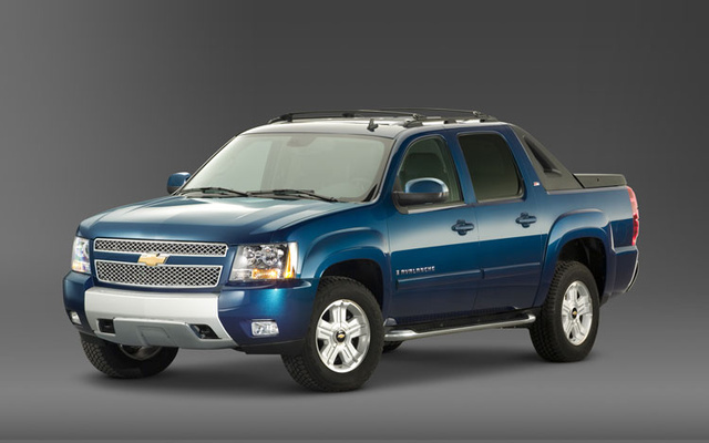 Picture of 2009 Chevrolet Avalanche