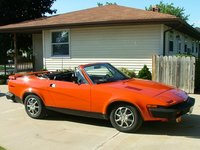1979 Triumph TR7, My car with after market wheel covers., exterior, gallery_worthy
