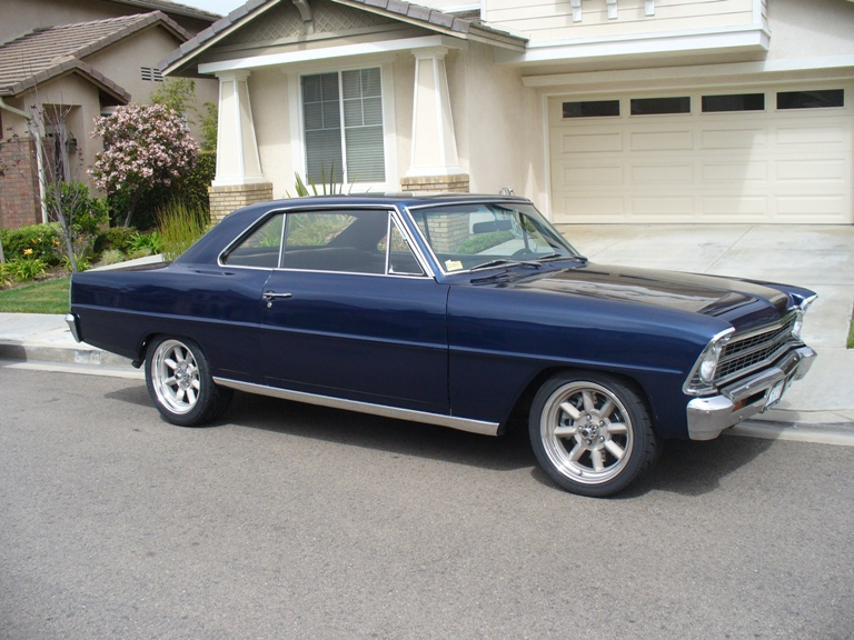 ... 1967 chevrolet nova picture view garage bryan owns this chevrolet nova