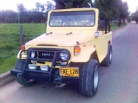 1967 Toyota FJ40 Overview