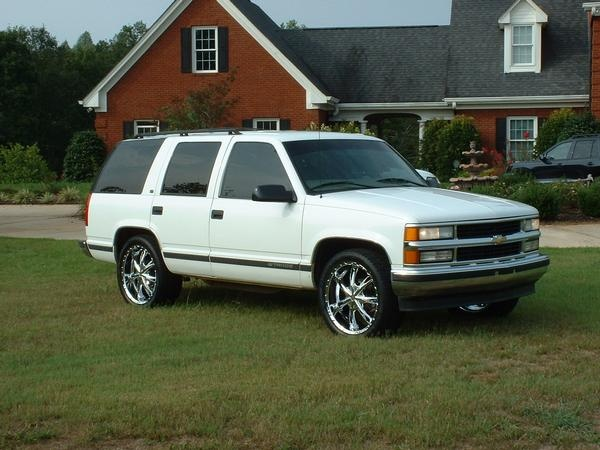Picture of 1998 Chevrolet Tahoe 4 Dr LT SUV