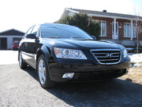 Picture of 2009 Hyundai Sonata GLS FWD, exterior, gallery_worthy