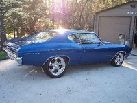 1969 Chevrolet Chevelle picture, exterior