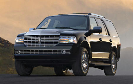 Picture of 2007 Lincoln Navigator, exterior, gallery_worthy