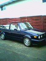 1993 Volkswagen Cabriolet Overview