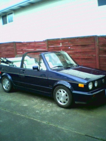Picture of 1993 Volkswagen Cabriolet