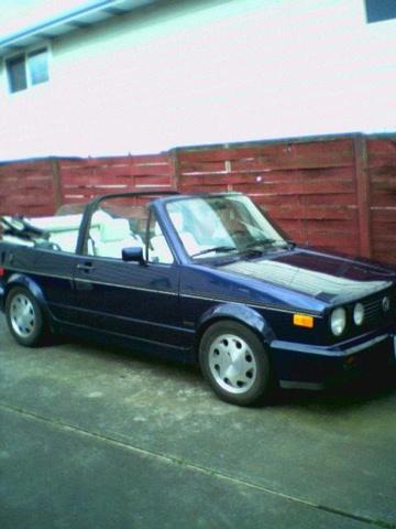 Picture of 1993 Volkswagen Cabriolet, exterior, gallery_worthy