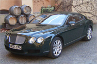 2005 Bentley Continental GT, 2007 Bentley Continental GT picture, exterior