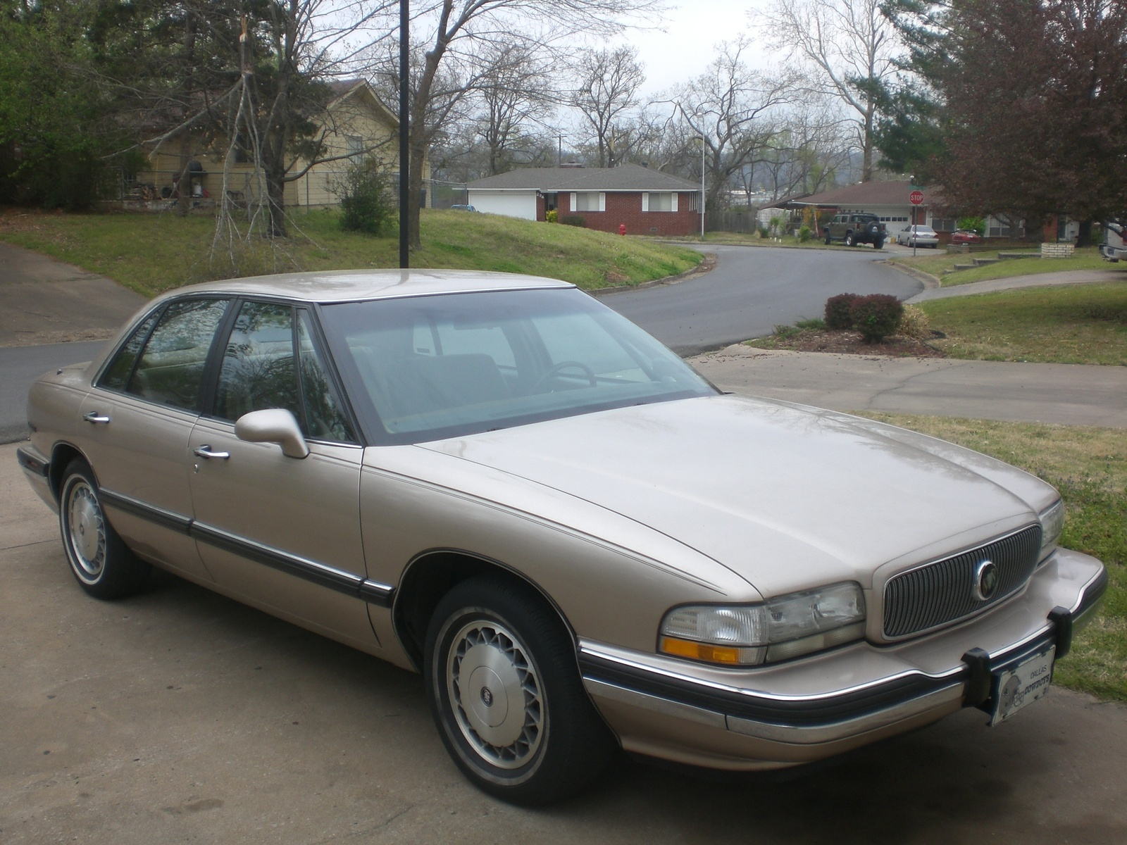 Picture of 1995 buick lesabre custom exterior gallery_worthy