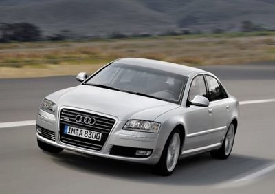 Picture of 2009 Audi A8 quattro AWD