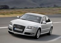2009 Audi A8 Picture Gallery