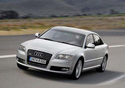 Picture of 2009 Audi A8 Base