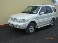 Picture of 2008 Tata Safari, exterior, gallery_worthy