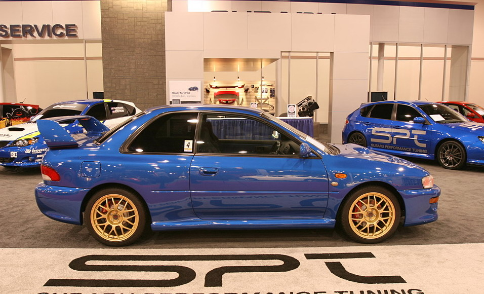 Subaru Impreza Questions