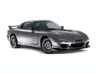 1999 Mazda RX-7, Still looks hot even compared with modern designs., exterior