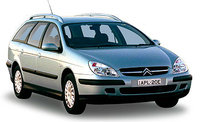2003 Citroen C5 Picture Gallery