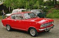 1969 Opel Kadett Overview