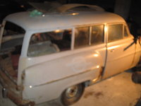 1953 Opel Rekord Overview