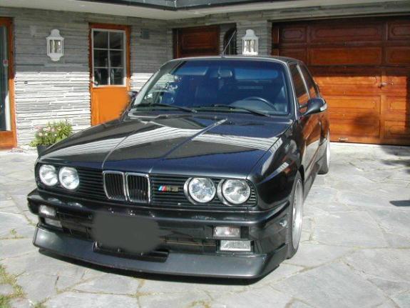 1987 BMW M3 picture, exterior