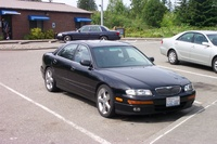 2000 Mazda Millenia, Another Joy ride to a Free Thought Meeting - The Fast Way!, exterior
